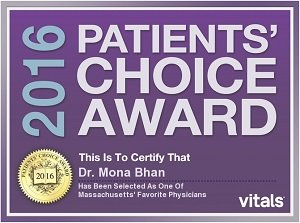 patients choice award 2016 ophthalmologist